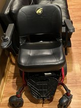 Electric mobility chair in Naperville, Illinois