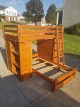 Loft Twin Bunk Bed in Fort Campbell, Kentucky