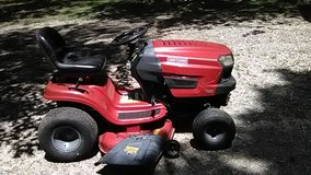 CRAFTSMAN RIDING MOWER in Cleveland, Texas