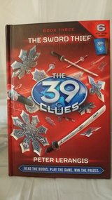 """BOOKS - """"The 39 Clues"""" in Plainfield, Illinois"""