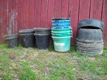 Tubs and Buckets for Feed or Water in Rolla, Missouri