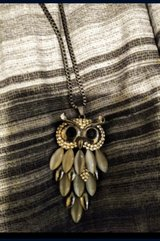 owl necklace sterling silver in Lawton, Oklahoma