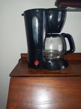Toastmaster 5 cup coffee maker in Fort Campbell, Kentucky