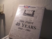 Stars and Stripes Book The First 40 Years Book in Alamogordo, New Mexico