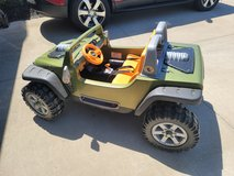Fisher Price ride n drive Jeep in Fort Campbell, Kentucky