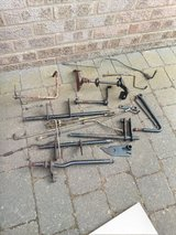 John Deere 455 ride on mower/tractor spares in Lakenheath, UK