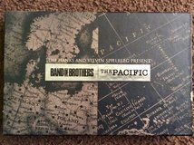 Band of Brothers & The Pacific box DVD set in Warner Robins, Georgia