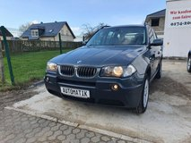 2006 AUTOMATIC BMW X3 3,0d 4X4 (AWD)*TURBO DIESEL * 2 Years New Inspection * SUPER CLEAN SUV in Spangdahlem, Germany