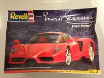 Revell Enzo Ferrari model kit in Kingwood, Texas