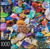 Jigsaw puzzle- Rocks and Minerals in Naperville, Illinois