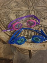 x2 Pairs of Zoggs Kids Swimming Goggles (Used once) in Lakenheath, UK