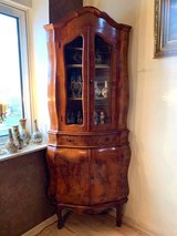 Corner - Cabinet  Louis XV Style from 1880-1900 in Ramstein, Germany