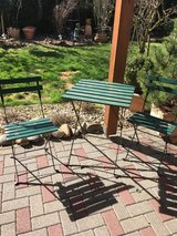 Patio set in Baumholder, GE