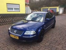 VW Passat 4Motion, AUTOMATIC, A/C, Multimedia, Heated Seats, New Service, New TÜV!! in Wiesbaden, GE