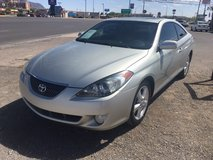 2006 TOYOTA CAMRY SOLARA SLE COUPE in Alamogordo, New Mexico