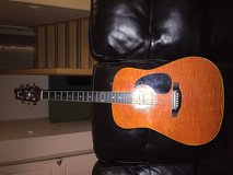 Montana acoustic guitar with case in Naperville, Illinois