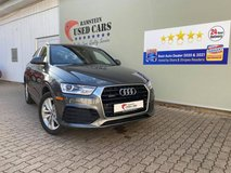 2018 Audi Q3 Premium Quattro with warranty in Hohenfels, Germany