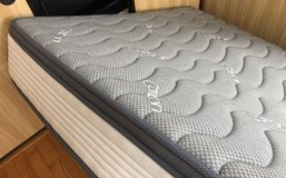 Double Mattress for Bed (no frame, just mattress) in Okinawa, Japan