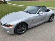 BMW Z4 Rodster 2,5 liter 6 Zylinder new inspection free delivery in Hohenfels, Germany