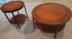 Coffe Table and Matching Side Table in The Woodlands, Texas