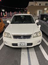 2002 Honda CR-V in Okinawa, Japan