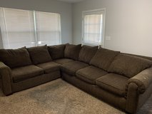 2 piece sectional couch in Camp Lejeune, North Carolina