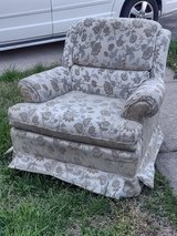 Couch and chair in Fort Campbell, Kentucky