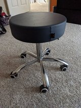 Rolling Stool Chair, blue in Fort Campbell, Kentucky