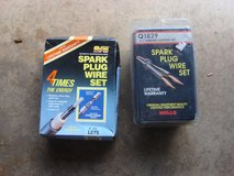 YOUR CHOICE OF 8 CYCLIBNDER SPARK PLUG WIRE SETS in Chicago, Illinois