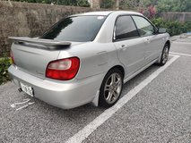 2005 Subaru Impreza 1.5i 5spd manual in Okinawa, Japan