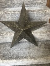 """New 24"""" Pewter Star - from Nona Jo's in Naperville, Illinois"""