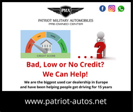 LOW CREDIT? WE CAN HELP in Grafenwoehr, GE