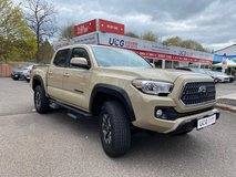 2019 Toyota Tacoma TRD Off-Road 4×4 in Spangdahlem, Germany