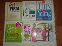 Fat to Firm - Low-Fat Living, etc. Books in Westmont, Illinois