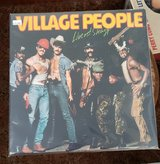 The Village People Vinyl Record in 29 Palms, California