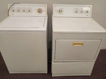 Kenmore Washer and dryer set in Camp Lejeune, North Carolina