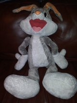 Bugs Bunny plush in The Woodlands, Texas
