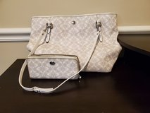 Coach purse and matching wallet in Camp Lejeune, North Carolina