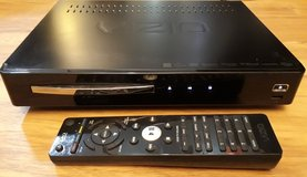 Vizio Bluray Player VR120 + Remote 110V * Cleaning out sale. Lots must go * in Wiesbaden, GE