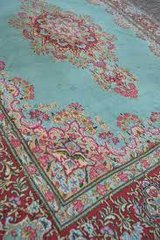 Beautiful Persian Rug CARPET hand-knotted best quality fine corkwool 330x 240 cm in Wiesbaden, GE
