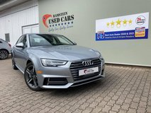 2018 Audi A4 2.0 TFSI Premium Plus quattro with warranty in Hohenfels, Germany
