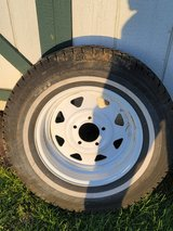 Trailer   Tire and rim in Fort Campbell, Kentucky
