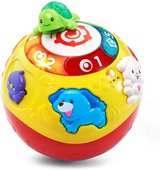 VTech Wiggle and Crawl Ball, Multicolor (T=48) in Fort Campbell, Kentucky