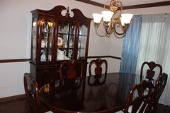 Beautiful Queen Anne Style Dining Room Set in St. Charles, Illinois
