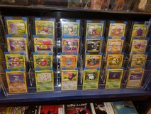 pokemon card JUNGLE series FIRST EDITION EEVEE wotc NEVER PLAYED in Fort Campbell, Kentucky