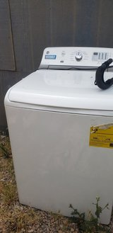 Washer Dryer Set GE in Alamogordo, New Mexico