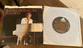 Barry Manilow 45s in Naperville, Illinois