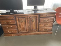 Dresser in Alamogordo, New Mexico