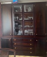 Solid Mahogany wooden Cupboards for Lounge / Dinning room in Wiesbaden, GE