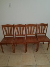 Kitchen table & chairs in Alamogordo, New Mexico